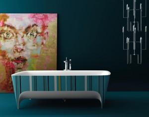 Pop Limited Edition Accademia Bathtub