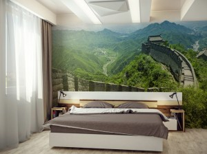 Great-Wall-of-China-Wall-Mural-by-PIXERS