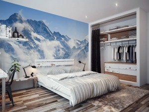 Mountains-Wall-Mural-by-PIXERS