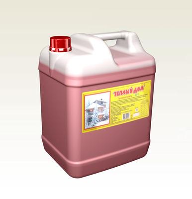 Теплонаситель для системы отопления: антифриз или вода.